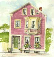 The Bunker Hill Bed and Breakfast Victorian-style Bed and Breakfast accommodation located near Boston and Logon Airport